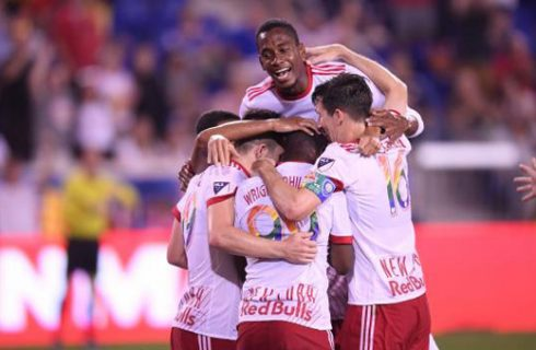 NY Red Bulls Bounce Back To Beat Orlando