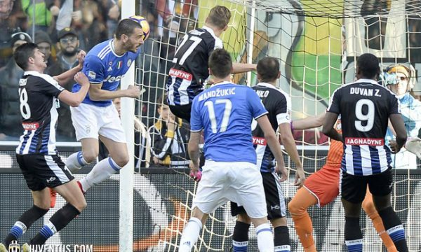 Juventus Unstoppable In Serie A After Roma Fall To Napoli