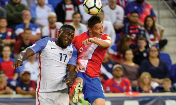 USA Falls To Costa Rica In World Cup Qualifier