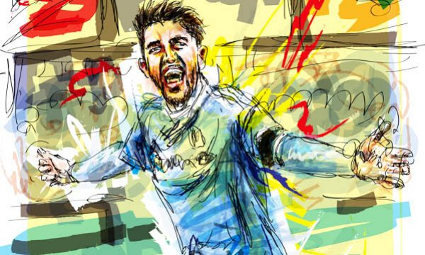 David Villa Extends Contract With NYCFC
