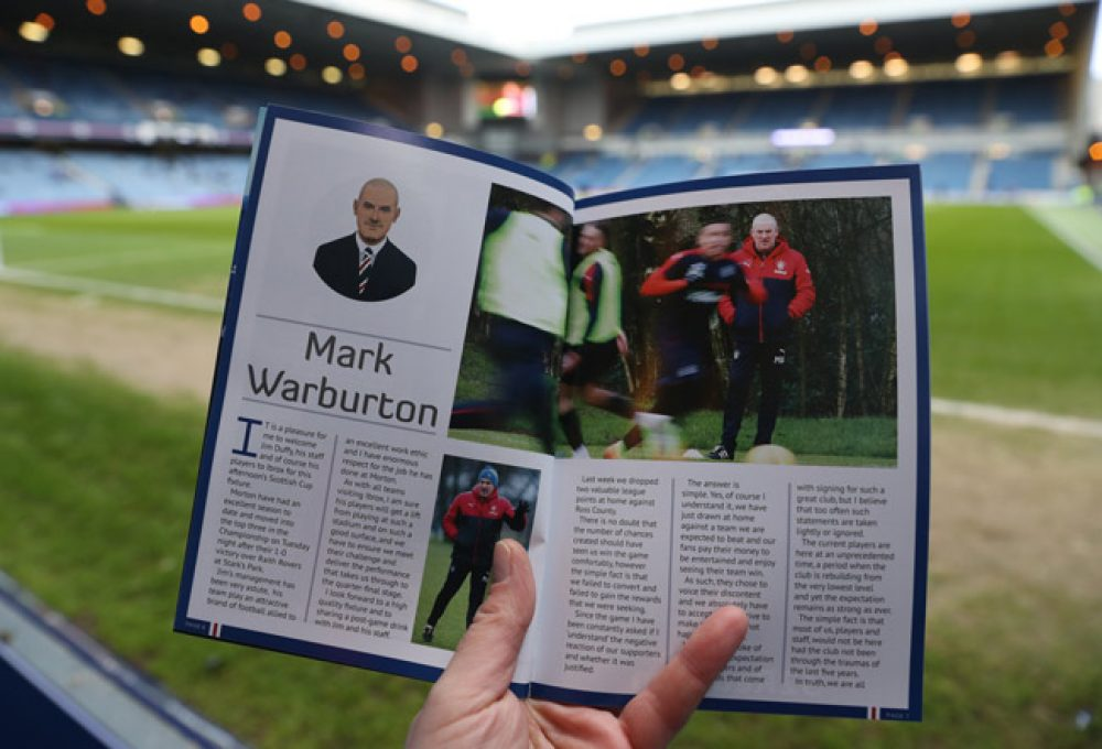 Warburton – Did He Jump Or Was He Pushed?