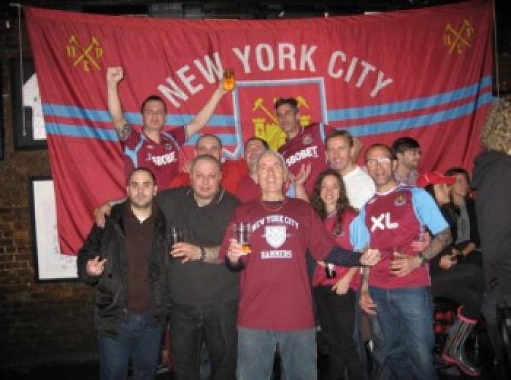 West Ham United @ Smithfield Hall