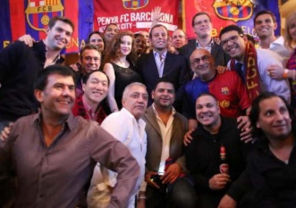 Where To Watch Soccer Find The Best Soccer Bars In Nyc
