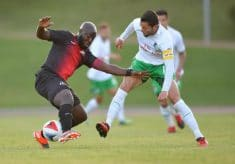 NY Cosmos Fly West For NASL Final On Sunday