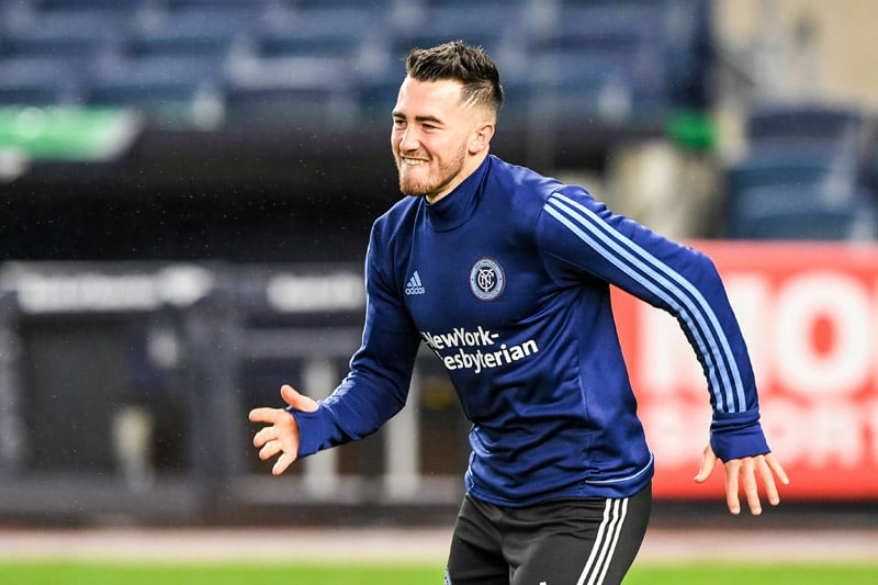 Jack Harrison Joins Manchester City From New York City FC