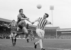 Tommy Lawrence 1940-2018
