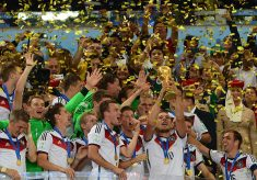 Will Germany retain the World Cup in 2018?