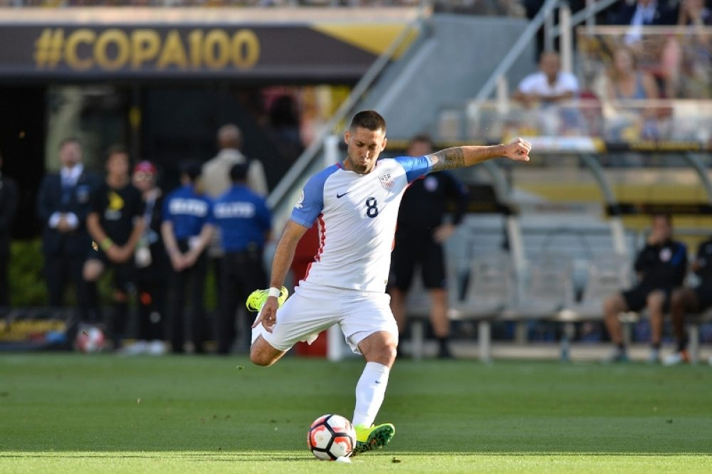 USA Fall To Colombia In Copa America Opener
