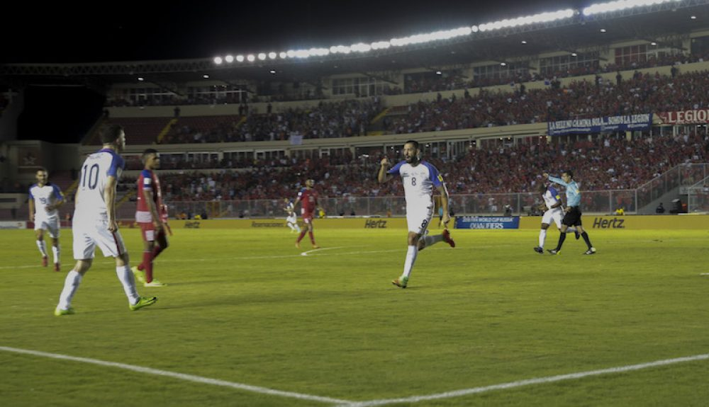USA Ties 1-1 With Panama In World Cup Qualifier