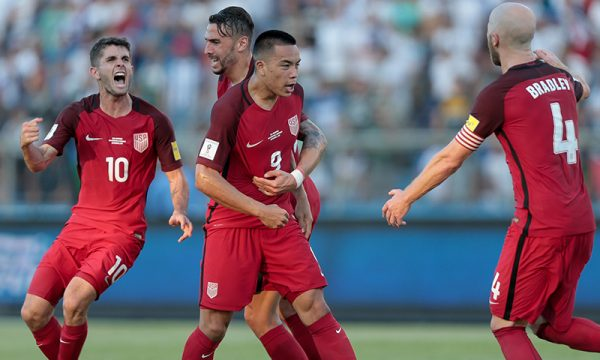 USA Squad For Crucial World Cup Qualifiers