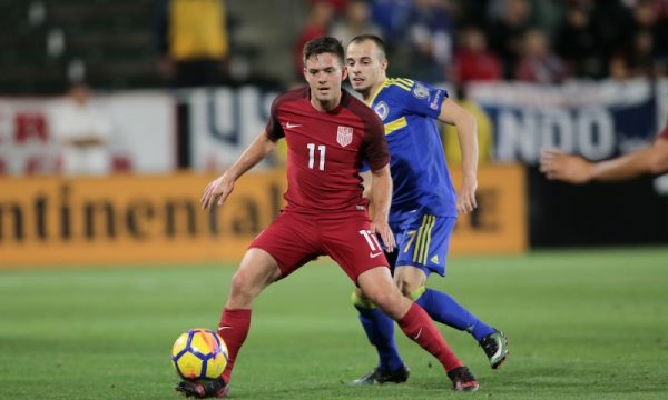 USA Tie 0-0 With Bosnia & Herzegovina