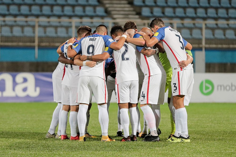 USA Eliminated From World Cup Qualification