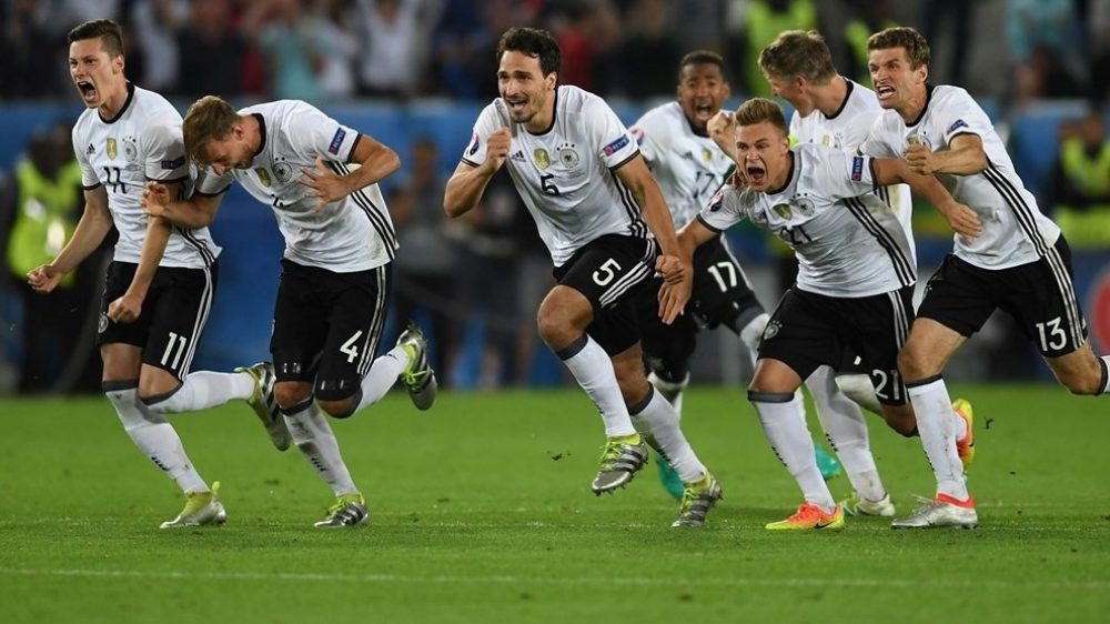 Germany Beat Italy After Epic Penalty Shoot Out