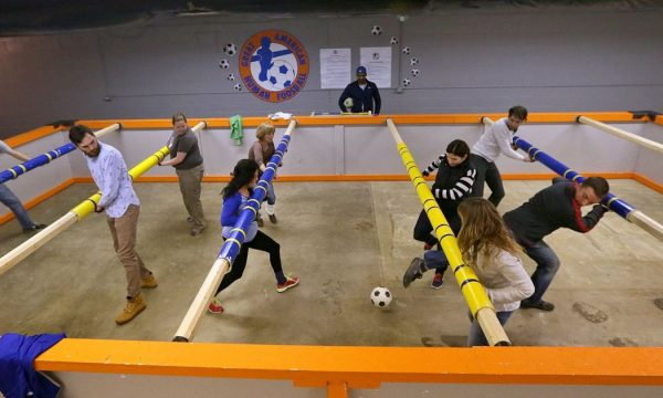 Alternative Games to use to Hone your Football Skills
