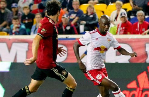 Red Bulls Tie 0-0 With Atlanta
