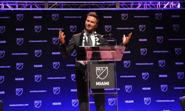 David Beckham's Miami MLS Team Ownership Ambition Becomes Reality