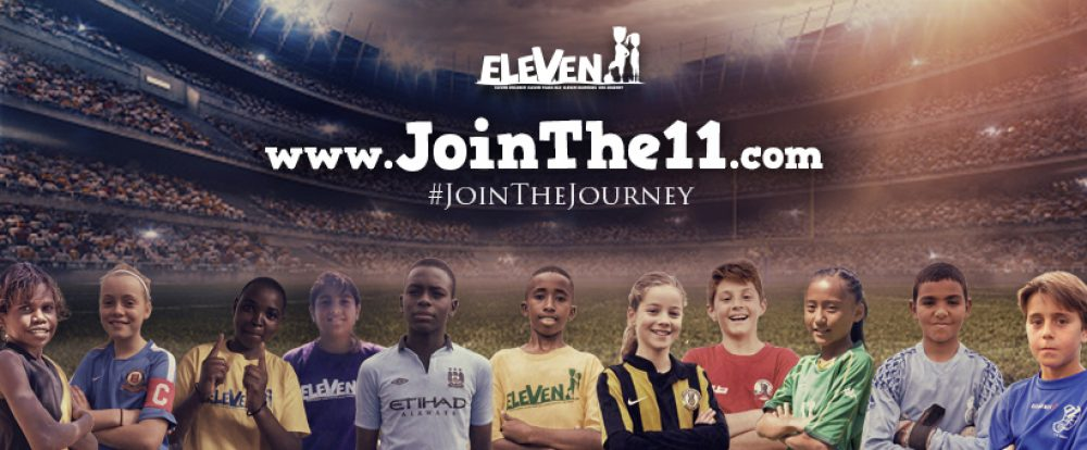 Join The Eleven Campaign And Help Make A Difference!