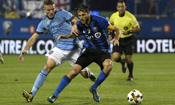 NYCFC Take Three Points In Montreal