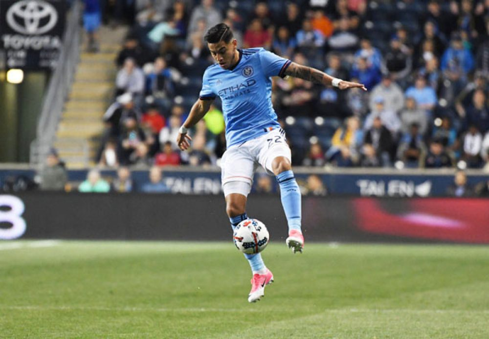Ronald Matarrita Signs New Deal at New York City FC