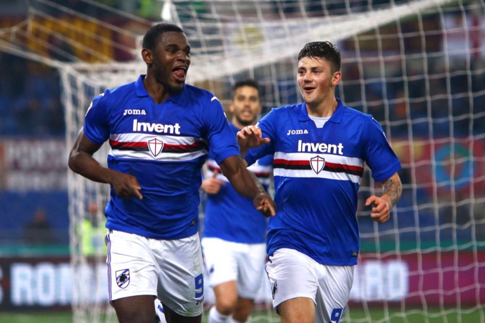 Sampdoria, Atalanta and Udinese Compete For Europa League Spot In Serie A