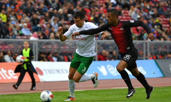 NY Cosmos And San Francisco Compete For NASL Glory