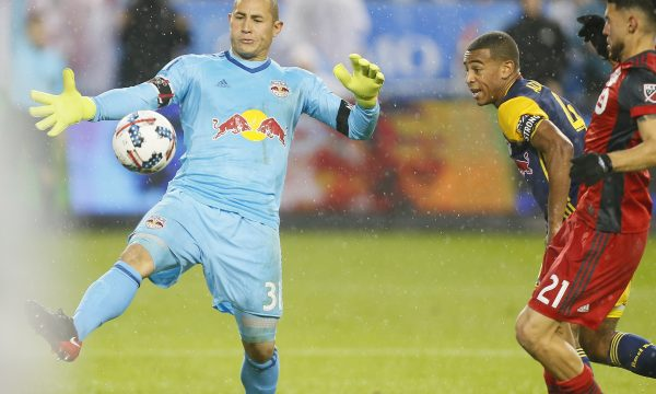 NY Red Bulls Fall Short In MLS Play Offs