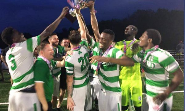 Cosmo League Round Up: Lansdowne Bhoys Finish On A High