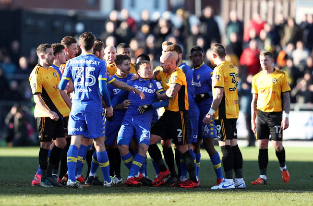 Promotion and Relegation Battles Heat Up In The Championship..And Then There's Leeds