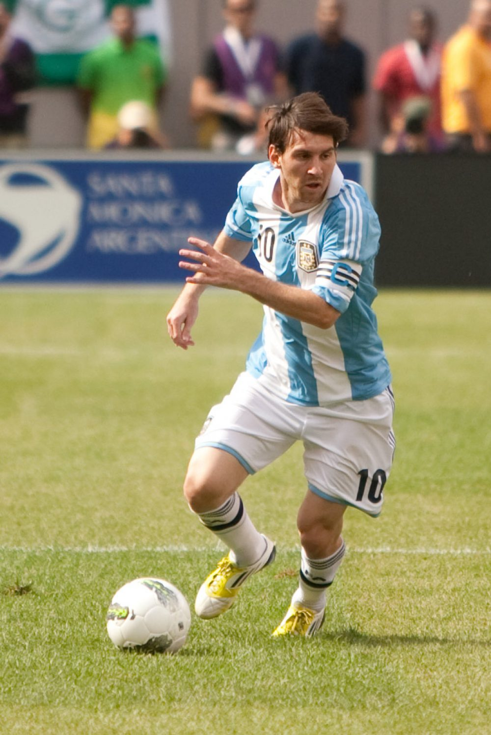 Messi Retires From Argentina After Copa America Loss To Chile