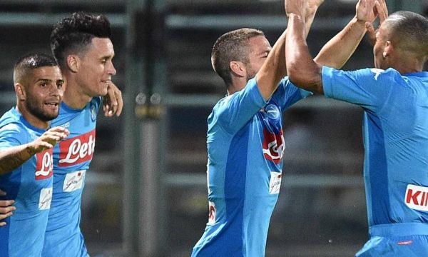 Napoli Pose Early Threat To Juventus In Serie A