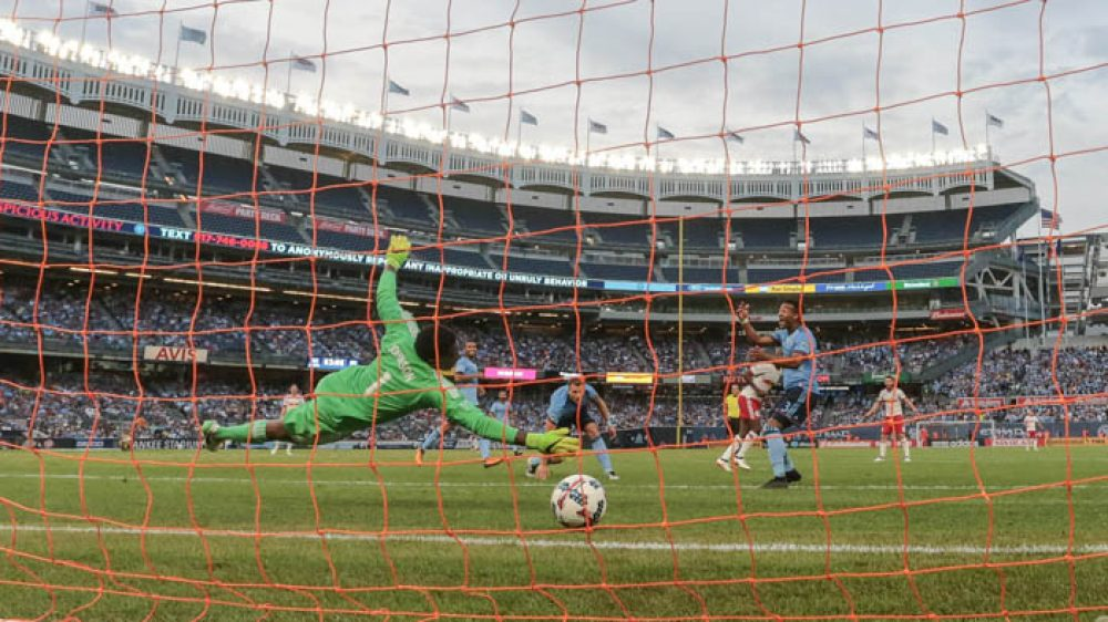 NYCFC Clinch 3-2 Victory Against Rivals Red Bulls