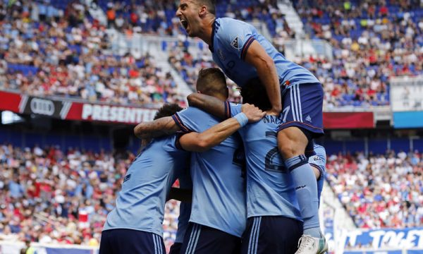 NYCFC To Play LA Galaxy In Pre Season Friendly