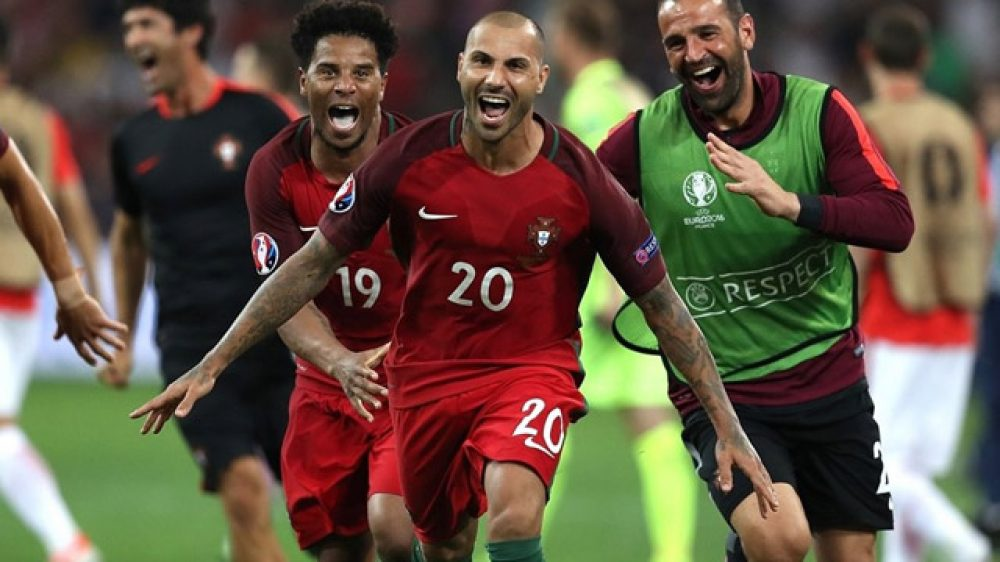 Portugal Through To semi finals On Penalties