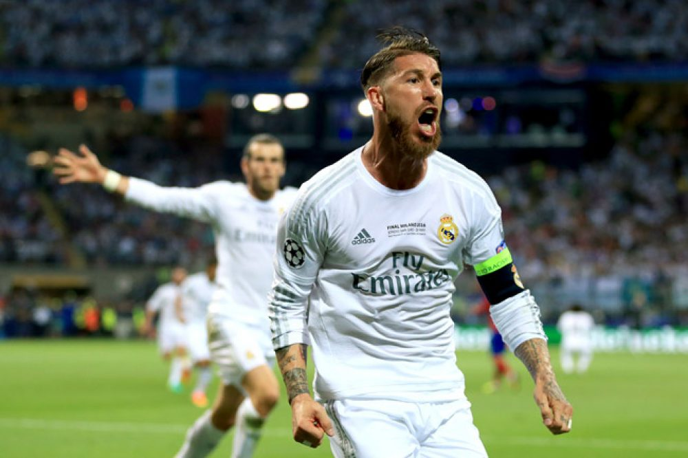 Sergio Ramos: A Striking Defender