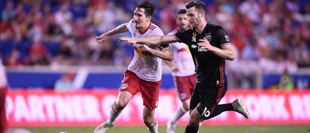 Red Bulls Tie 3-3 With Rivals DC United At Red Bull Arena