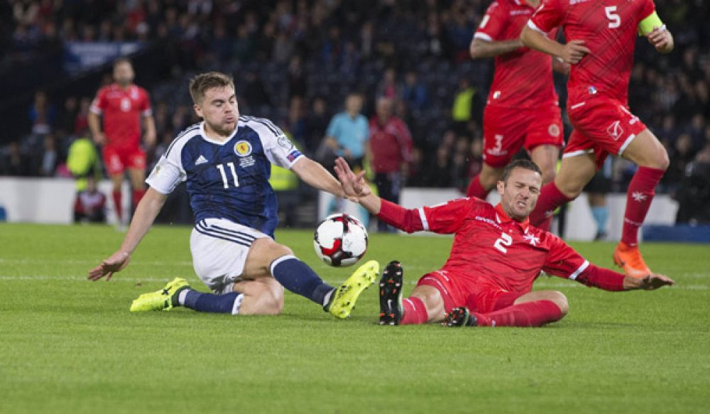 Scotland Within Spitting Distance Of World Cup Qualification