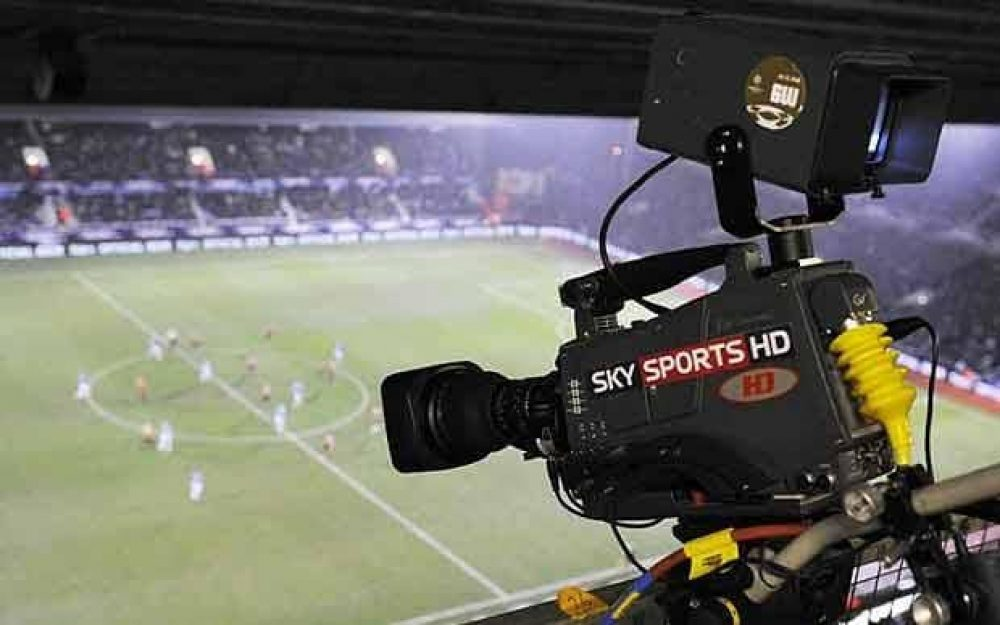 Sky Fall – Sky's Dominance Of Televised Football Could Be Coming To An End