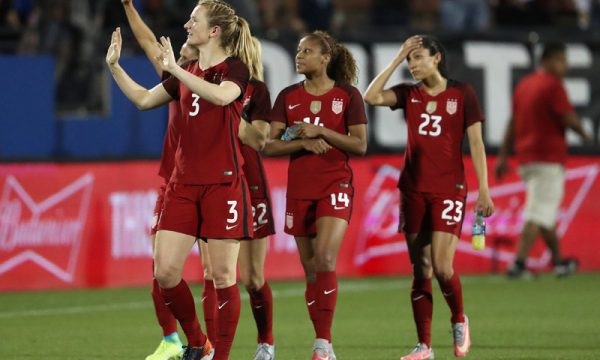 USA, Germany, France & England Set For SheBelieves Cup