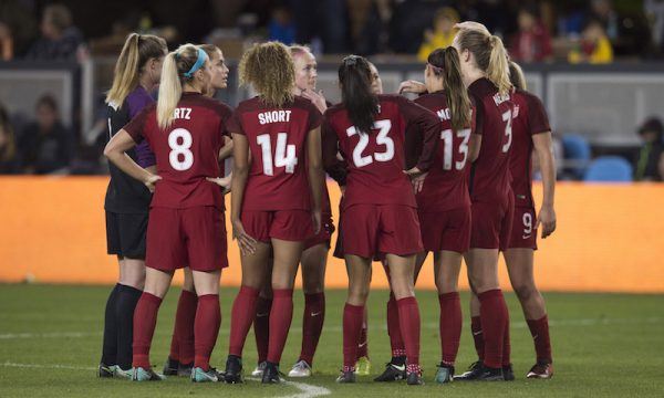 US Women To Face Denmark In January