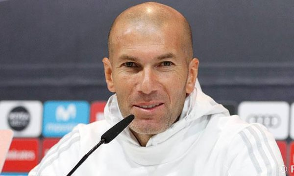 Zidane In Race To Get Real Madrid Back On Track